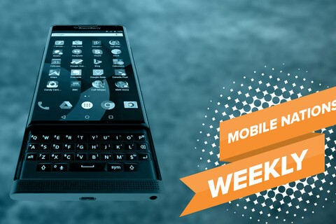 Mobile Nations Weekly: Note 5, BlackBerry doing Android, and Apple Music: The Book