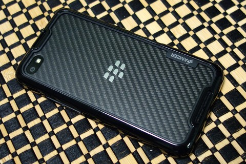 Save 60% on this BlackBerry Z30 bumper case today!