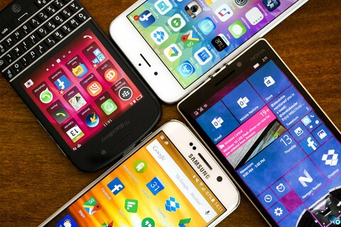 One of these phones could be yours!