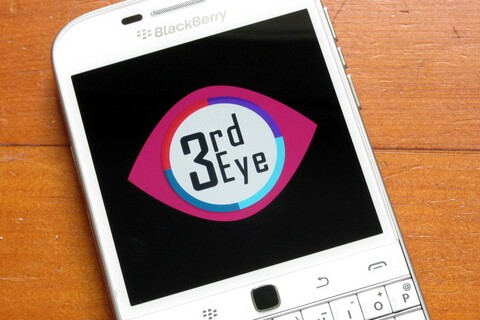 ThirdEye lets you add photo filters and effects in real time