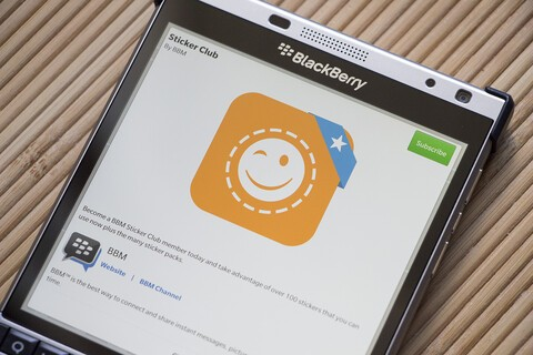 Latest BBM beta for BlackBerry 10 brings further PayPal support, Sticker Club and more!