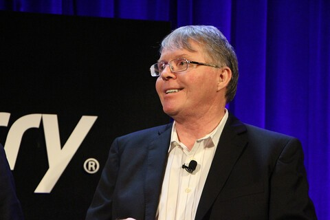 Apple has reportedly hired BlackBerry's ex-QNX chief to work on car project