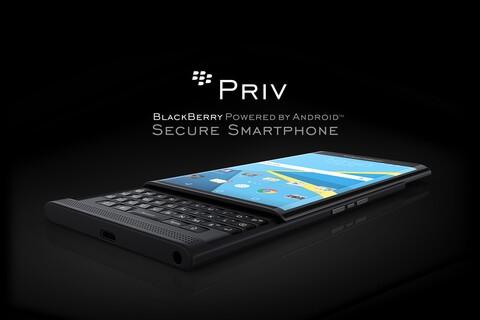 Priv by BlackBerry