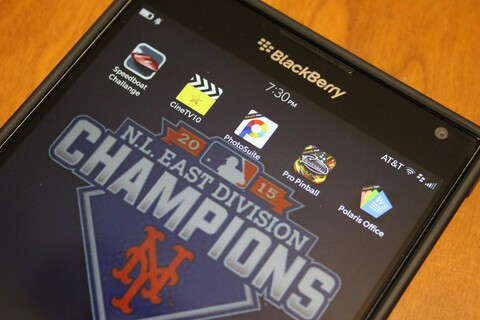 BlackBerry App Roundup 10/2/15