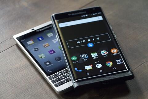BlackBerry Valentine's sale offers Priv and Passport price cuts