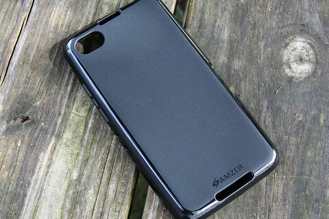 This slim skin case for BlackBerry Z30 is $4.95 today only!
