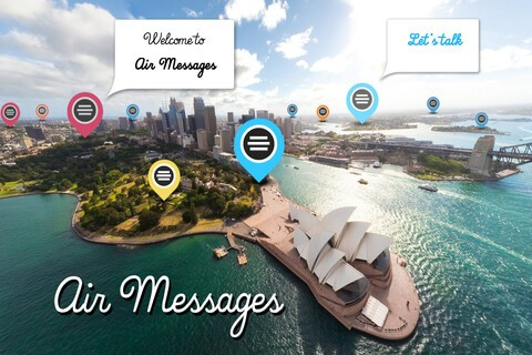 Air Messages updated with Hub notifications and new features