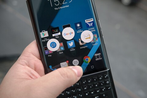 Snag an unlocked AT&T BlackBerry Priv for just $450