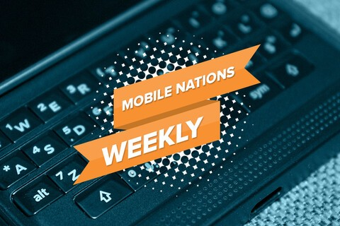 Mobile Nations Weekly: Pixelated Humps