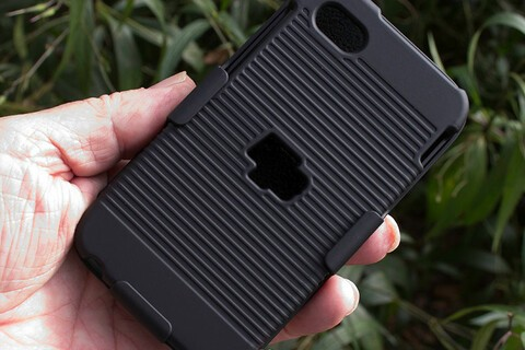 Snag this case and holster combo for BlackBerry Q5 today for only $4.95