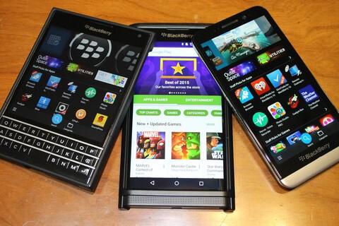 BlackBerry App Roundup 12/11/15