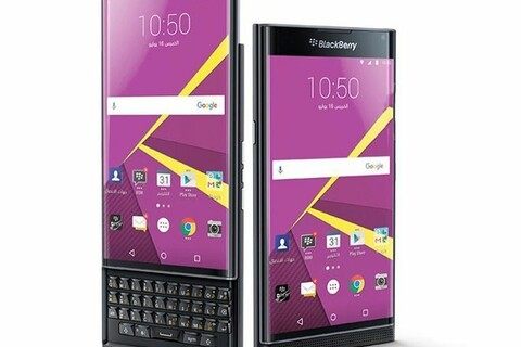 BlackBerry Priv now available from Saudi Telecom Company