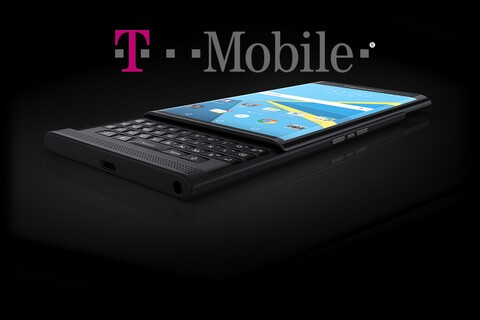 BlackBerry Priv will cost $720 up front at T-Mobile for its Jan. 26 launch