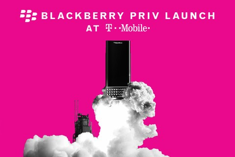 BlackBerry Priv now available from T-Mobile