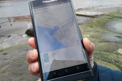 How to find, lock or erase your BlackBerry Priv from Android Device Manager
