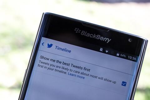 Turn off Twitter's 'best Tweets first' algorithm