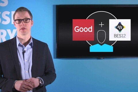 BlackBerry launches Enterprise Technical Expert video series on YouTube
