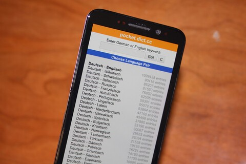 Translate text with ease with dict Browser