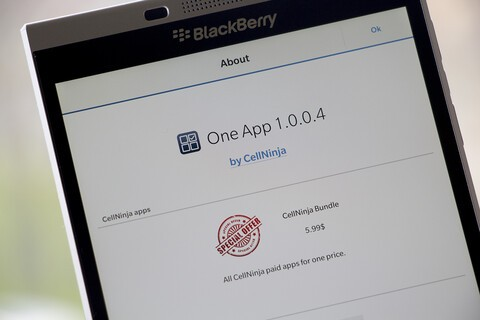 One App from CellNinja helps add an additional layer of security to your phone