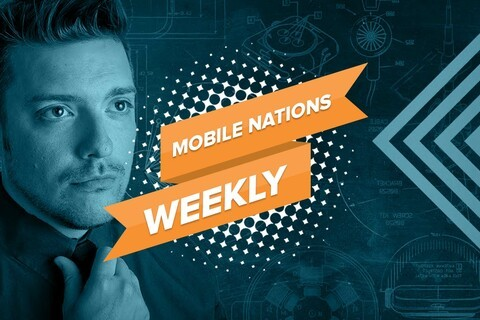 Mobile Nations Weekly: MrMobile!
