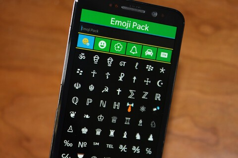 Spruce up your messages with Emoji Pack - get your free copy now!
