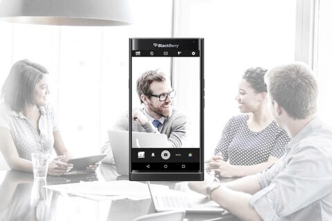 Check out the new BlackBerry Priv TV ad!