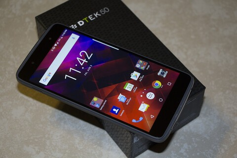 Check out this BlackBerry DTEK50 giveaway for your shot at winning!