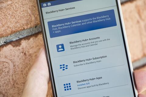 BlackBerry Hub+ Suite beta now open to everyone through Beta Zone!