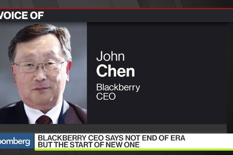 John Chen: It's the start of a new chapter rather than the end of an era