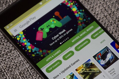 Google Play offers up 'Cyber Week Deals' on games, apps, books, movies, TV shows and more!