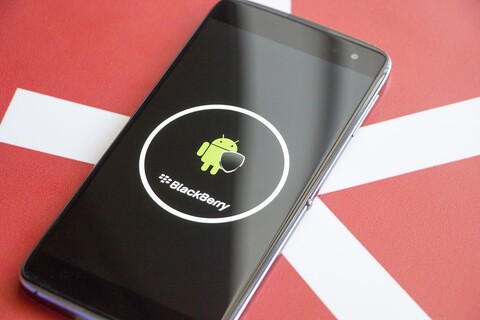 BlackBerry begins rollout of March Android security update