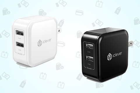 Grab one of the best travel chargers available for just $4 right now!