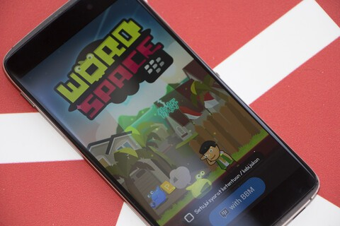 BBM releases puzzle game 'Word Space with BBM' in Indonesia