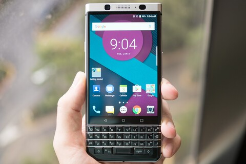 Subscribe for BlackBerry KEYone Updates!