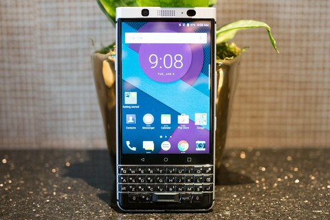 What type of phone will you be upgrading to the BlackBerry Mercury from? [Poll]