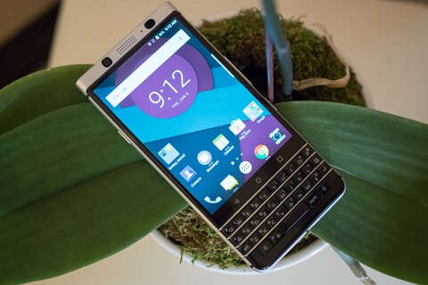 BlackBerry 'Mercury' will be officially announced at Mobile World Congress