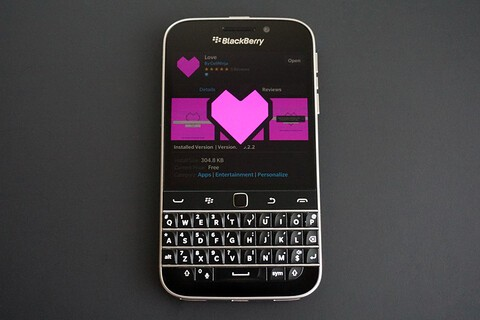 Share the Love with BlackBerry 10 users around the world this Valentine's day!