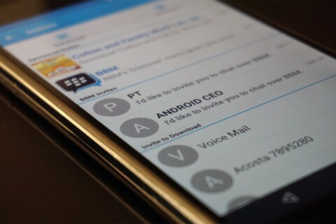 BBM working on remedy for spam invites
