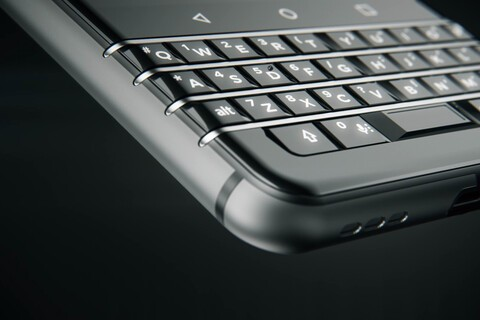 Win an IOU for a BlackBerry Mercury from CrackBerry Kevin!