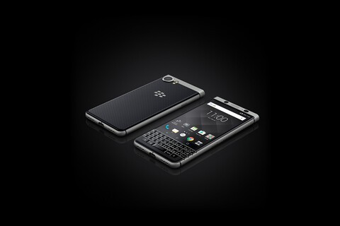 Watch the video replay of the BlackBerry KEYone launch event!