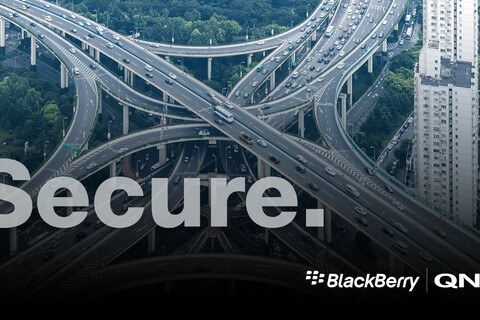 BlackBerry launches new partner program for embedded software delivery