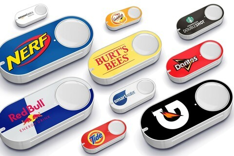 Amazon Prime members can grab Dash Buttons on sale for $1 and still get a $5 credit for a limited time