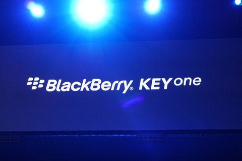 BlackBerry KEYone Hands-On Video Roundup