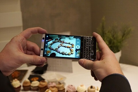 A look back at the CrackBerry Meetup and BlackBerry KEYone launch in Barcelona!