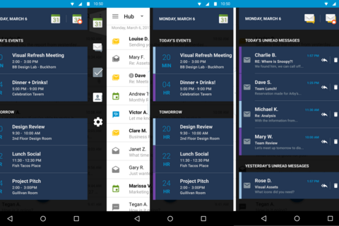 BlackBerry's Productivity Tab gets overhauled with a new look and features!