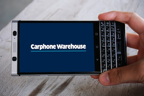 BlackBerry KEYone now available for pre-order at Carphone Warehouse