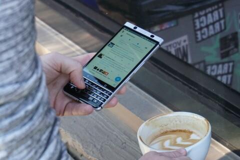 The BlackBerry #KEYone is #WorthTheWait Giveaway!