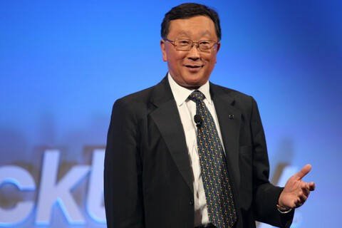 John Chen discusses BlackBerry's increase in software sales, profitability and more!