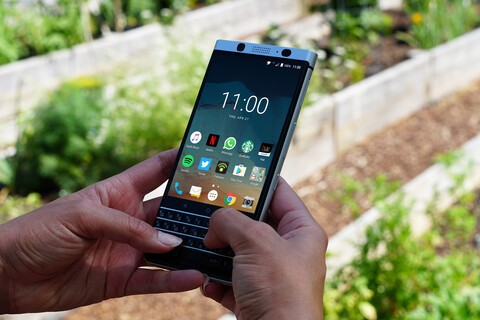 BlackBerry KEYone will go on-sale in the U.S. starting on May 31
