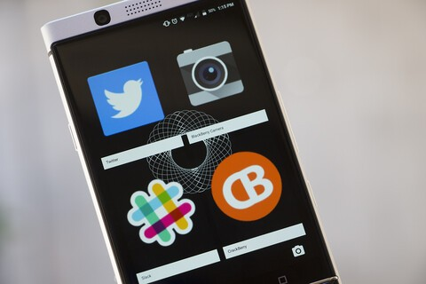 Active Peak brings some BlackBerry 10 flavor to Android